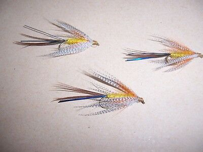 attractor by Salmoflies Fishing Flies Goldhead Std Red Thorax Montana  size 10