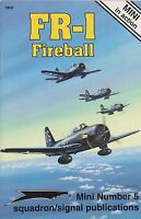 Ryan Fr-1 Fireball - Mini In Action 5 (mixed Propulsion Plane, Naval Aviation)