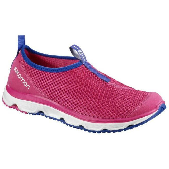 Salomon RX Slide 3.0 Women's Lifestyle Shoes Uk4 Purple for