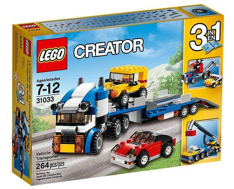 LEGO ® Creator 31033 auto Transporter Nuovo OVP _ Vehicle TRANSPORTER NEW MISB NRFB