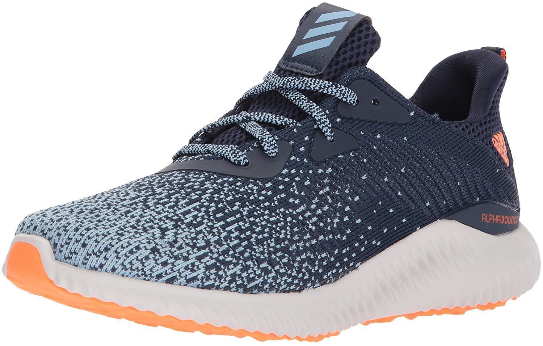 Adidas Uomo Alphabounce Ck M Running Shoe
