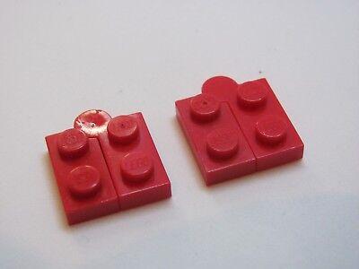 Base Complete réf Lego Hinge Plate 1x4 Swivel Top 2429c01 couleur au choix