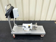 Ampco 3 Hp Sanitary Centrifugal Pump Model Number Ac214md18t E