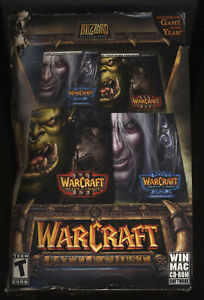 Blizzard WARCRAFT III Battle Chest - WIN MAC CD-ROM - Brand New MINT & Sealed!!!