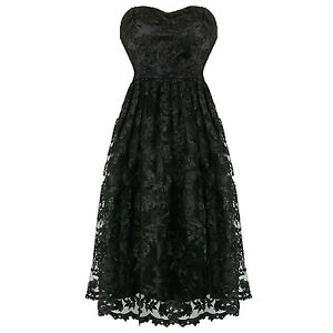 Hearts   Roses London Black Lace Victorian Gothic Steampunk Vintage ... d8602695c61