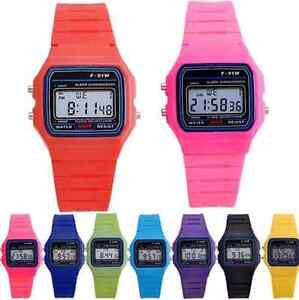 Fashion-School-Army-Men-Date-Silicone-Digital-Quartz-Sport-Watch-Xmas-Gift