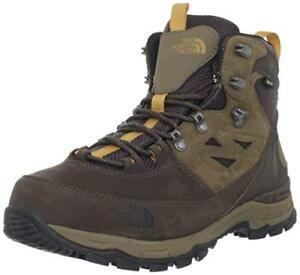 64a3f41d65c The North Face Men s Verbera Hiker GTX Brown Italian Leather Hiking ...