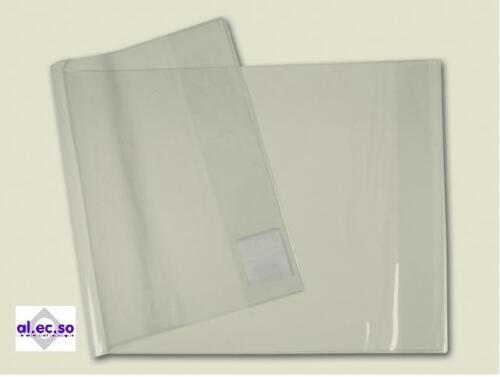 Strapazierfähige sehr hochwertige Buchhüllen Buchumschläge 28 Größen-kein Abfall