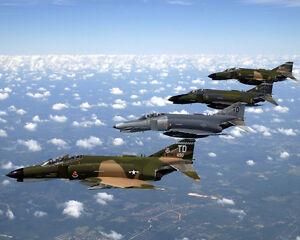 LOCKHEED F-104G STARFIGHTER IN FLIGHT 8X10 PHOTO 1979