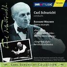 Schuricht Conducts Wagner Opera Excerpts Audio CD