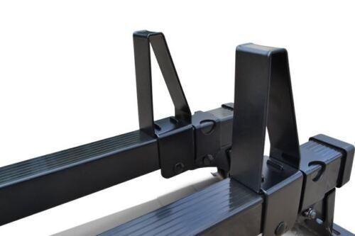 4 X Universal Baca carga se detiene U Perno Caja de Techo de soporte de carga de escalera 25mm