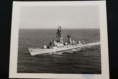 8' X 10' B & W Photo p1361 ddg-16 Military Ship Photo Uss Joseph Strauss