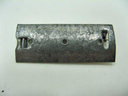 Breite 4,5 cm  Höhe 1,7 cm Spange  zum Montieren von Orden und Abzeichen 87