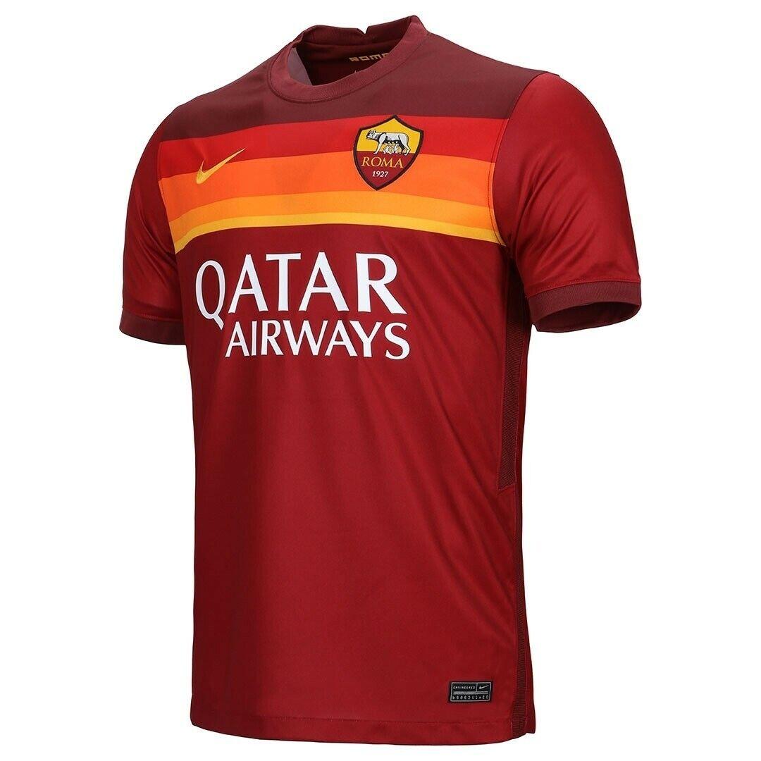 Maglia AS Roma GARA HOME 2020/21 - Shopping.com