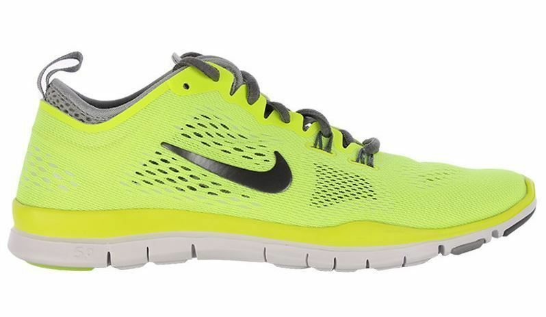 [NOUVEAU] Nike Free 5.0 TR Fit 4 T 36 Cool Gris/blanc/Volt/CL Gris 629496 700-t/cl Gris 629496 700