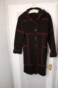 Breal manteau femme capuche