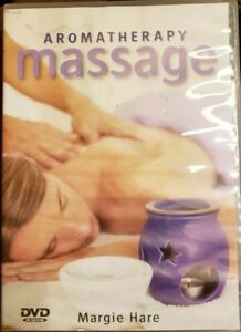 Aromatherapy Massage Dvd Essential Oils Dvd Margie Hare Free Shipping Ebay