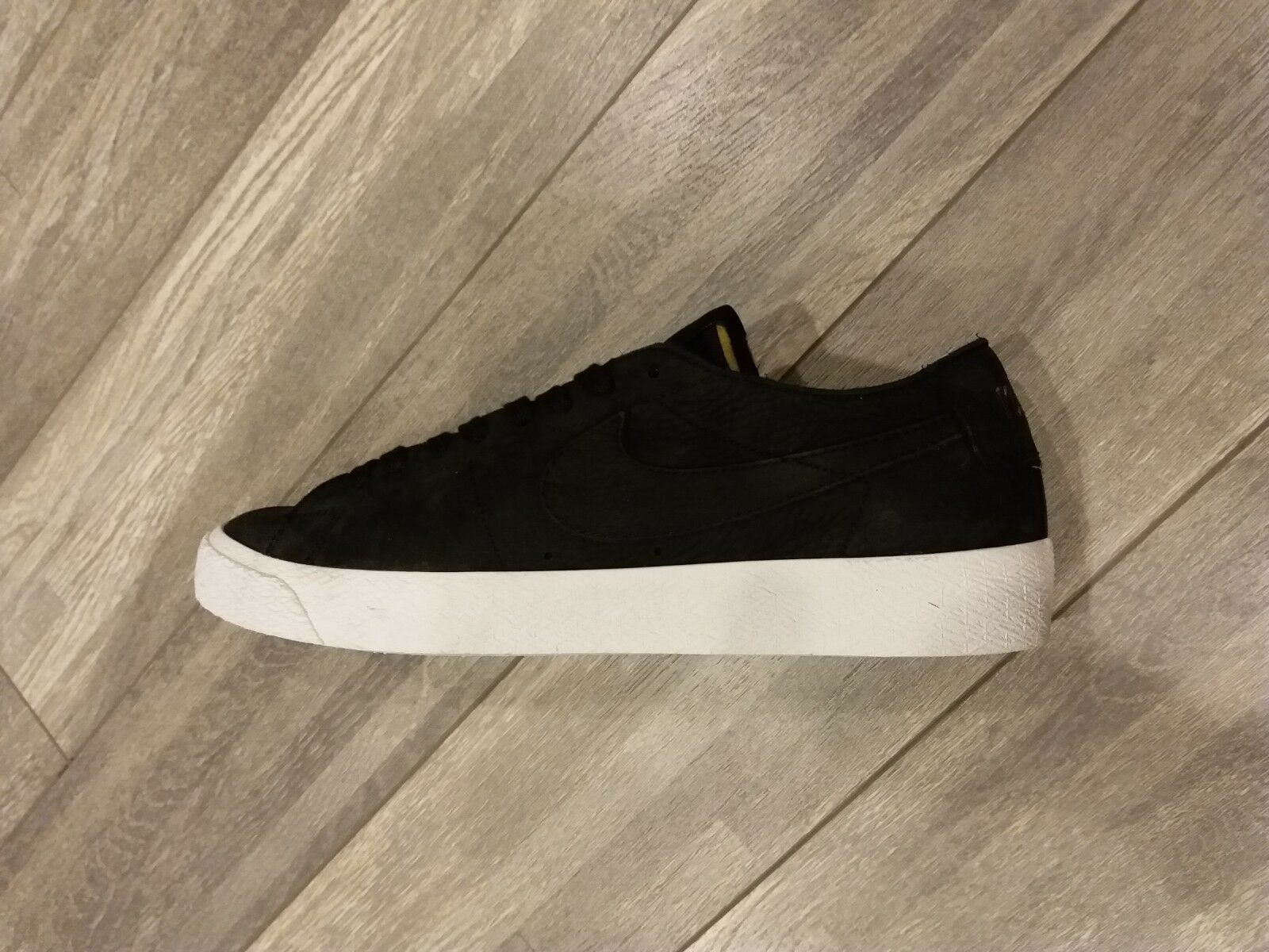 Nike SB Zoom Blazer Low Pro Decon Black Anthracite AA4274-002 Men's New Size 11