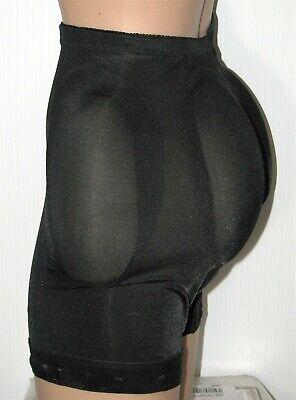 Butt /& Hip Padded Girdle Panty Shaper Enhancer Crossdresser NIB Black 2X
