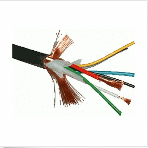GM Per Foot Gotham GAC-7 7-Conductor Stranded Shielded Cable for Tube Mics