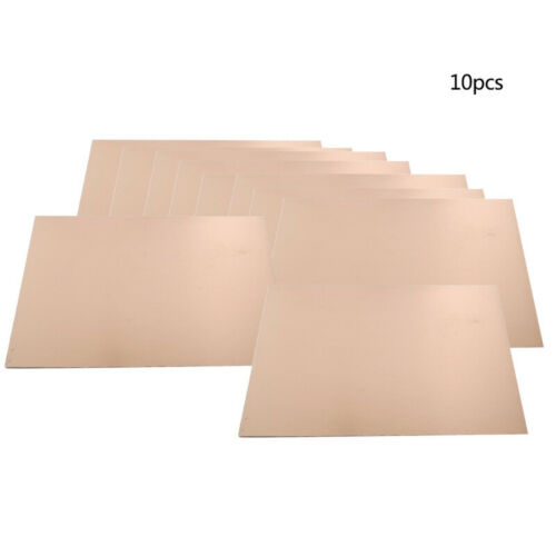 10PCS One-Side powerful Clad Copper Clad Plate PCB Circuit Universal Board TAZ