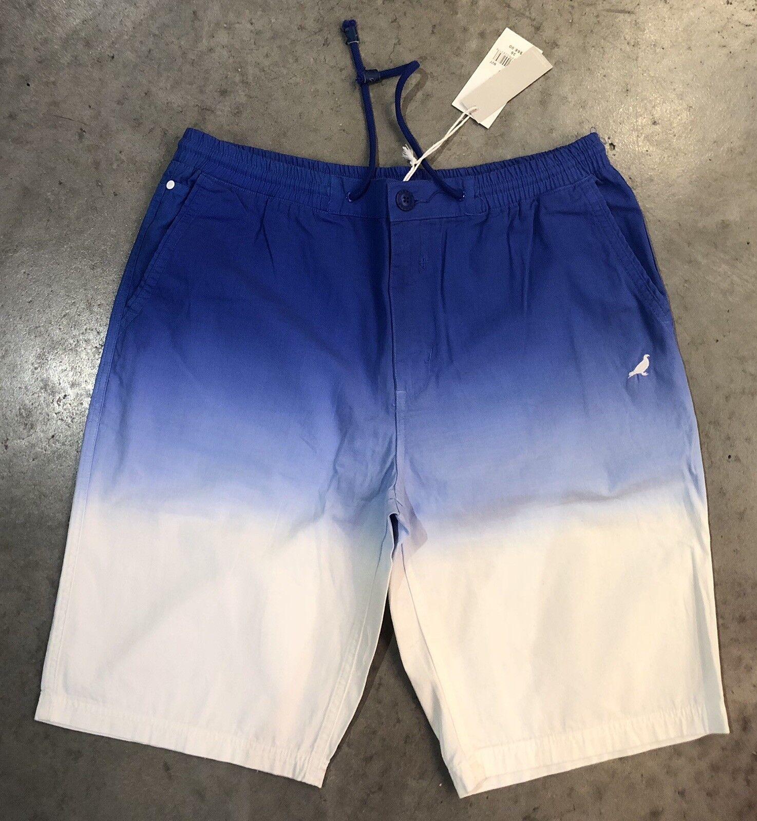 Staple Swim-Shorts In Navy Sz. 36 NWT 100% Authentic