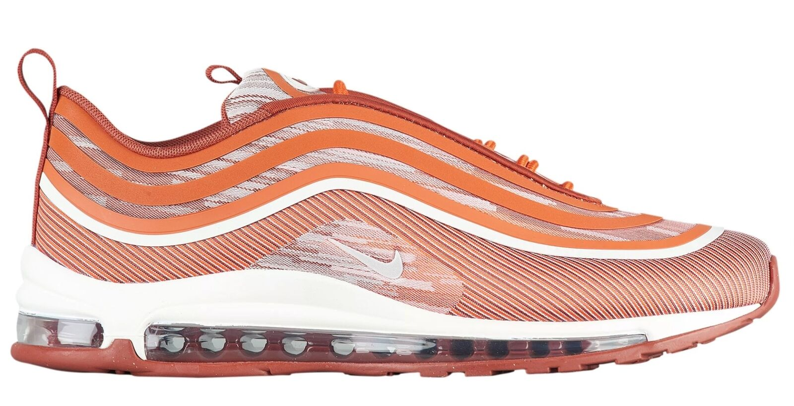 Nike Air Max 97 UL '17 Mens 918356-800 918356-800 918356-800 Coral Mars Stone Running shoes Size 11.5 cee28f