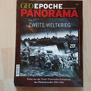 Geo Epoche Panorama Nr. 6: Der zweite Weltkrieg | eBay