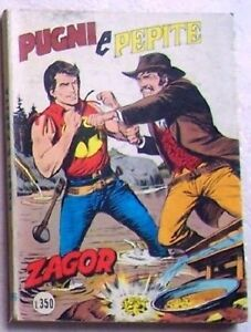 ZAGOR-Zenith-Gigante-n-196-Daim-Press-1977