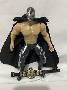 RAYO DE JALISCO JR Wrestler 7in Action Figure Mexican Toys LUCHA LIBRE MEXICANA