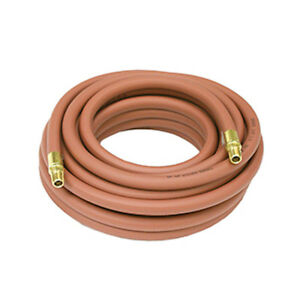 """Hydraulics, Pneumatics, Pumps & Plumbing 300 Psi Air/water Hose With 1/2"""" M-npt Reelcraft 601020-25 1/2"""" X 25ft"""