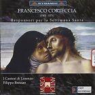 Francesco Corteccia: Responsori per la Settimana Santa (CD, Jan-1999, Dynamic (not USA))