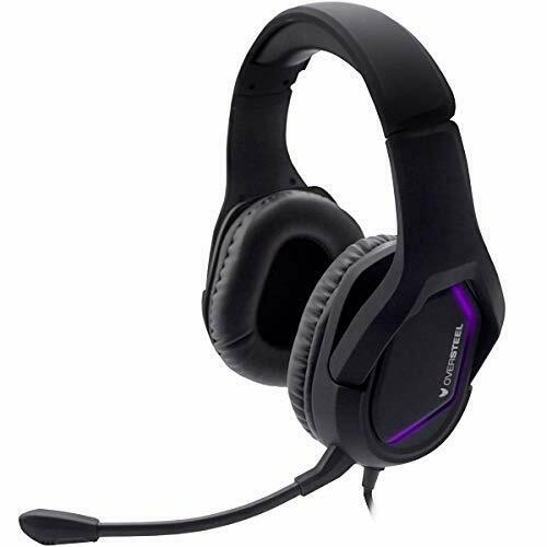 Oversteel ZAMAK - RGB Gaming Headset with Microphone, Stereo Sound