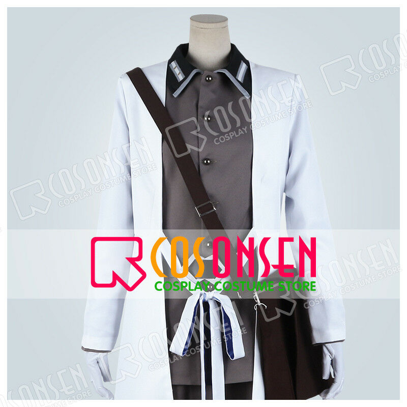 Hypnosis Mic The Dirty Dawg Jinguji Jakurai ill-D Cosplay Costume All Sizes Made