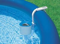 Intex Deluxe Wall-mounted Swimming Pool Surface Automatic Skimmer | 28000e on sale