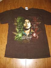 BOB MARLEY small T shirt reggae music WAILERS One Love tee Rastafari