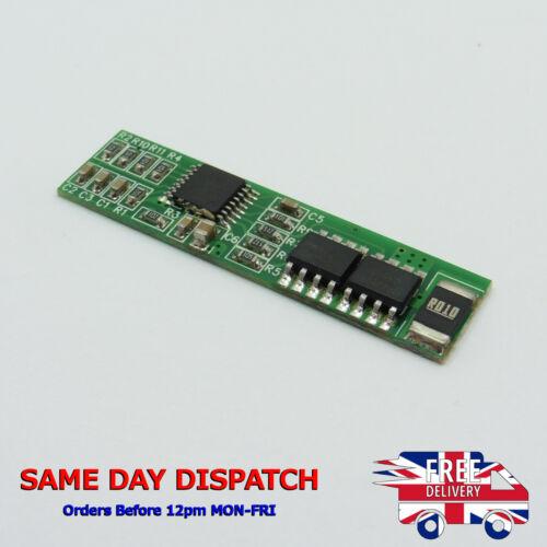 3 Cell Li-Po Battery Protection Board Module 2A 3A 12.6V BMS PCB 3S 18650 #Z43