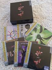 Depeche Mode -  JAPAN 6 CD`S Mini LP Blu-Spec CD2 SS + PROMO BOX SET Vol 2 NEU