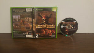 Pirates-of-the-Caribbean-Microsoft-Xbox-2003-Case-amp-disc