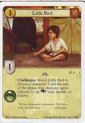 3 x Lady Olenna/'s Guard AGoT LCG 1.0 Game of Thrones Reach of the Kraken 7