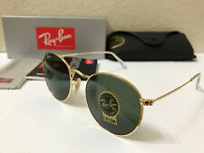 995eb38d0a4d5 item 5 RAY-BAN Sunglasses ROUND METAL Gold Frame With Green Lens 50MM  -RAY-BAN Sunglasses ROUND METAL Gold Frame With Green Lens 50MM