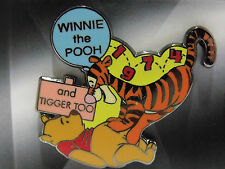 Disney 100 Years of Dreams Trading LE Pin #29 Winnie Pooh & Tigger Too 1974 NOC