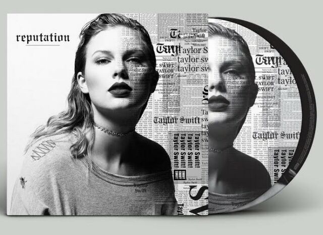 TAYLOR SWIFT REPUTATION NEW SEALED PICTURE DISC VINYL 2LP IN STOCK