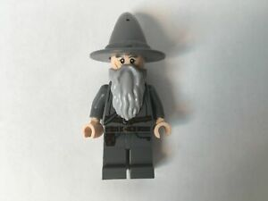 Lord of the Rings minifig dim001 RARE FREE POST LEGO Gandalf hat Minifigure