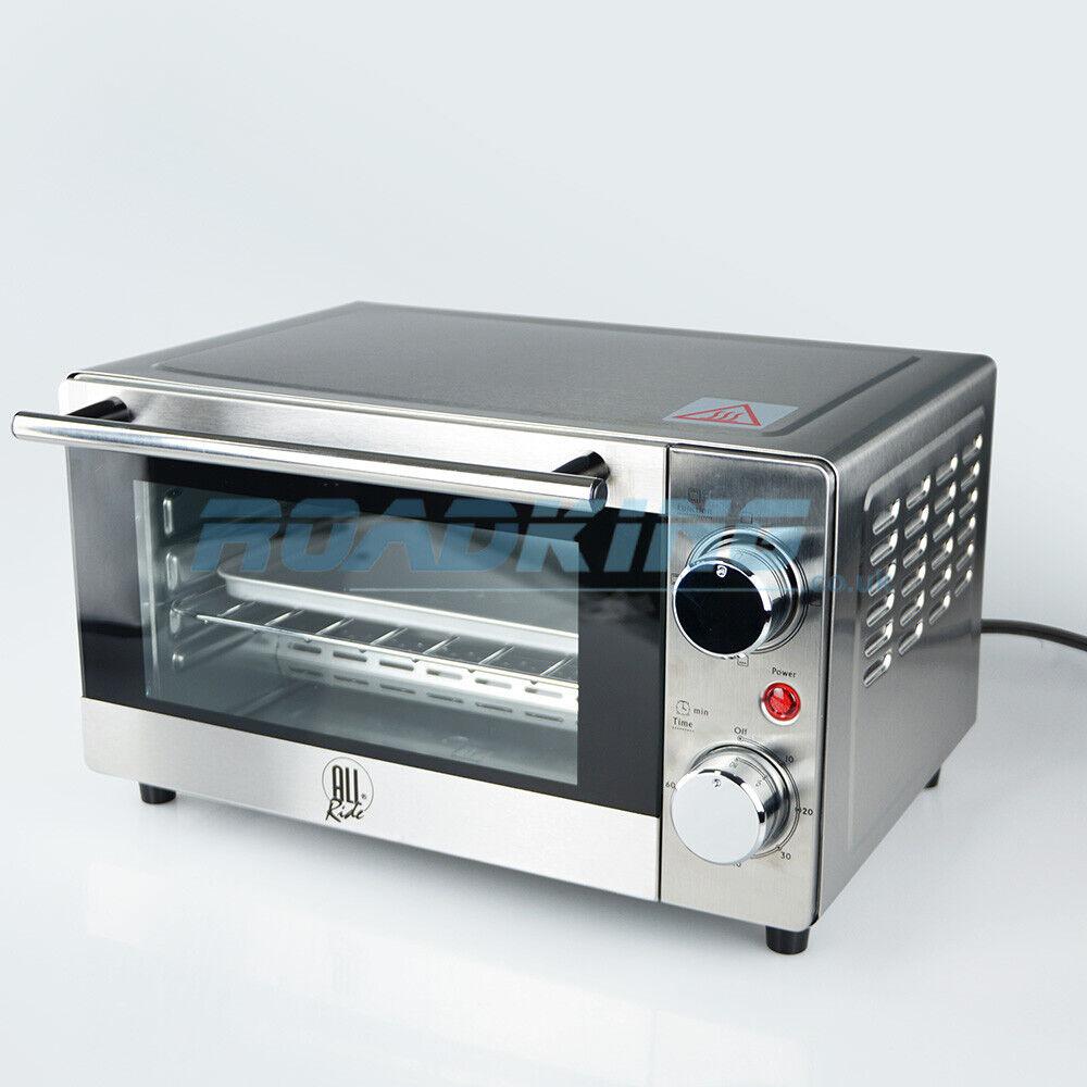24v Truck Oven Toaster Stainless