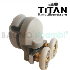 Cabina Doccia Titan.Details About Spare Wheel Bearing Grey Complete For Shower Curve Titan Q33458g Show Original Title