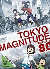 TOKYO MAGNITUDE 8.0 3 DVD ANIME NEU
