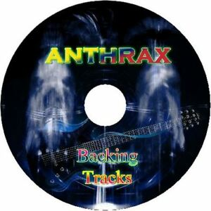 ANTHRAX-GUITAR-BACKING-TRACKS-CD-BEST-GREATEST-HITS-MUSIC-PLAY-ALONG-METAL
