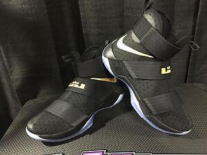Ds box 5 W Nike 9 Id 10 Rare de Champ nuevo Agotado Lebron Soldado xXOq07pa