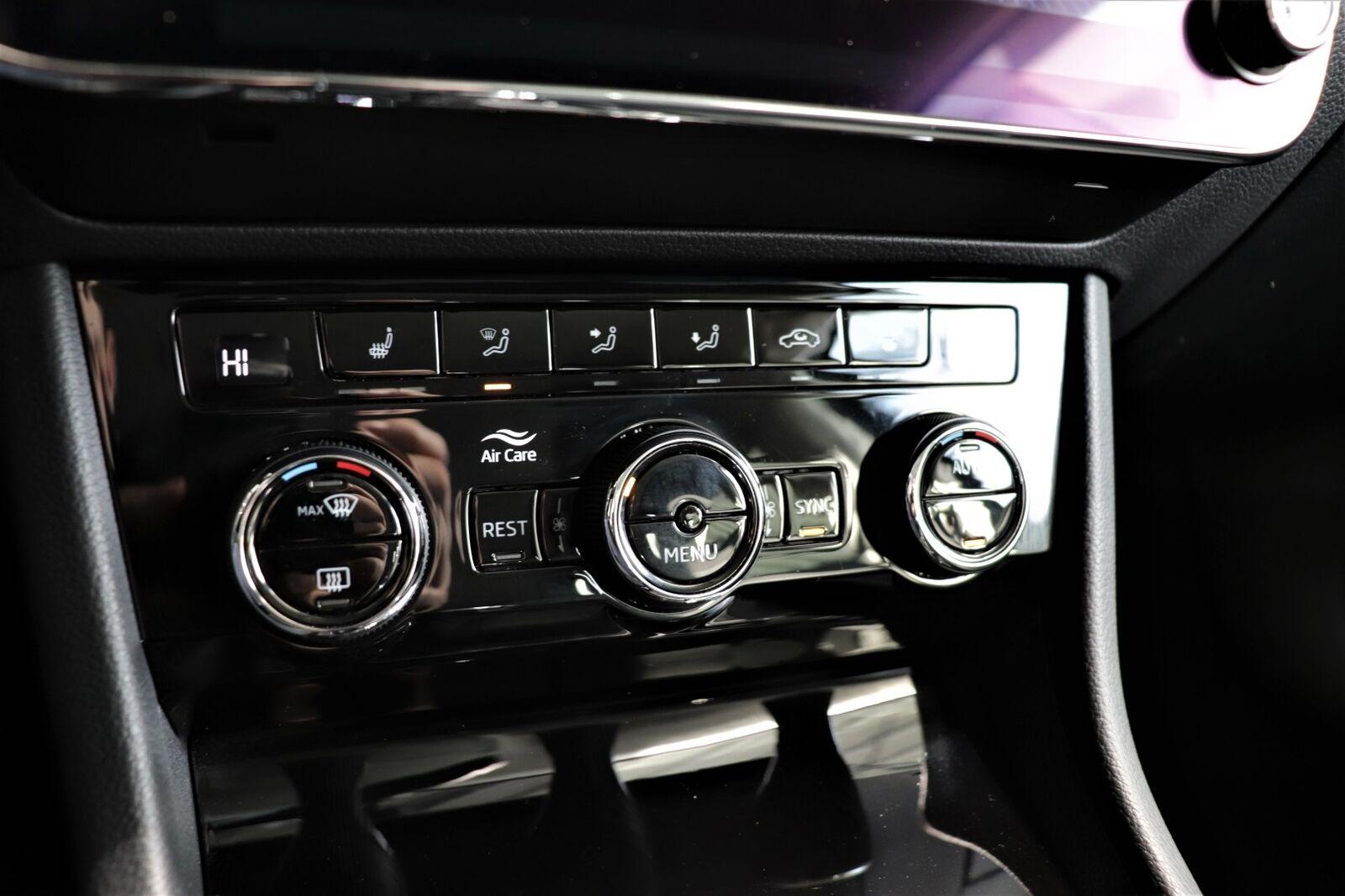 Skoda Superb TSi 150 Ambition Combi DSG